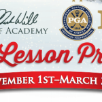 Winter Savings at Chuck Will Golf Academy